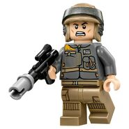 Rebel trooper 75154