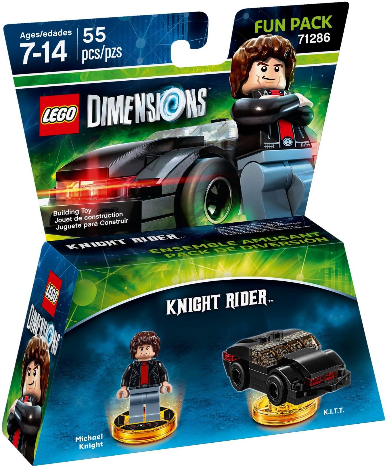 71286 Knight Rider: Майкл Найт