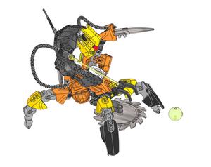 Nex and XT4 Combiner Model handleiding