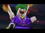 The Joker Balloon Escape - The LEGO Batman Movie - 70900 - Product Animation