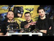 Designer Series -2- Land, Air and Sea - LEGO Batman Movie - Mini Movie