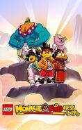 LEGO Monkie Kid Poster