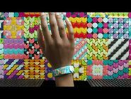 LEGO DOTS - COLORFUL WORLD! 🦜🌈🚀🎂🍍