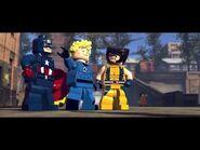 LEGO Marvel Super Heroes - E3 Trailer