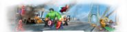 Marvel site background