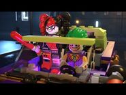 The Joker Notorious Lowrider - The LEGO Batman Movie - 70906 Product Animation