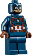 Captain America (76051)