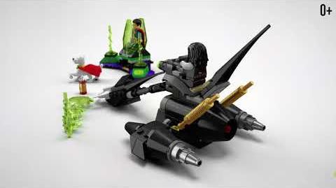 """""""Супермен и Крипто объединяют усилия"""" - LEGO DC Super heroes (76096)"""
