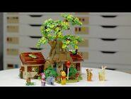LEGO Ideas Winnie the Pooh - 21326 Designer Video
