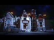 Arkham Asylum - The LEGO Batman Movie - 70912 - Product Animation