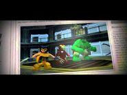 LEGO Marvel Super Heroes- Universe in Peril - Trailer