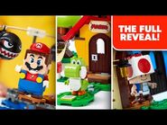 8 NEW LEGO Super Mario Expansion Sets!
