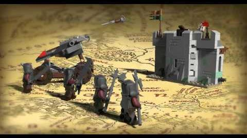 LEGO® The Lord of the Rings™ - Uruk-hai™ Army