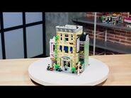 LEGO Police Station 10278 - Designer Video Modular Series 2021!