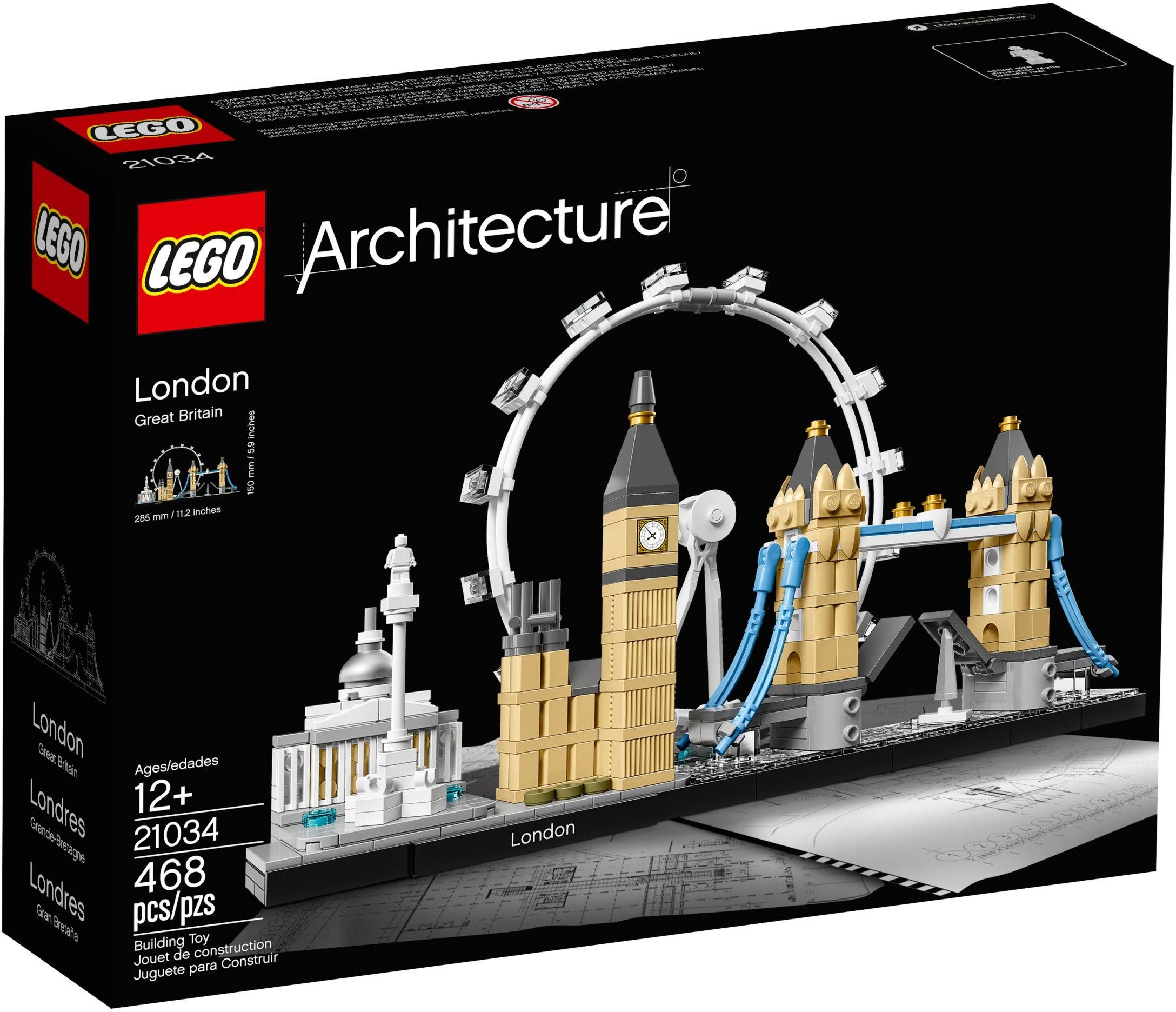 21034 Лондон
