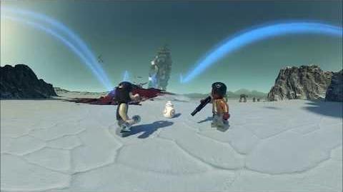 Star Destroyer - LEGO Star Wars - 75190 Interactive Experience 360 Video
