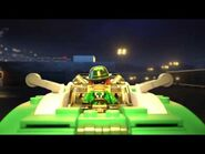The Riddler Riddle Racer - The LEGO Batman Movie - 70903 - Product Animation