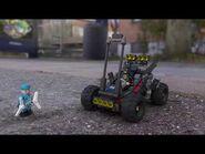 The Bat-Dune Buggy - LEGO Batman Movie - 70918 Product Feature-2