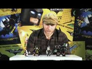 Designer Series -3- Mechs - LEGO Batman Movie - Mini Movie