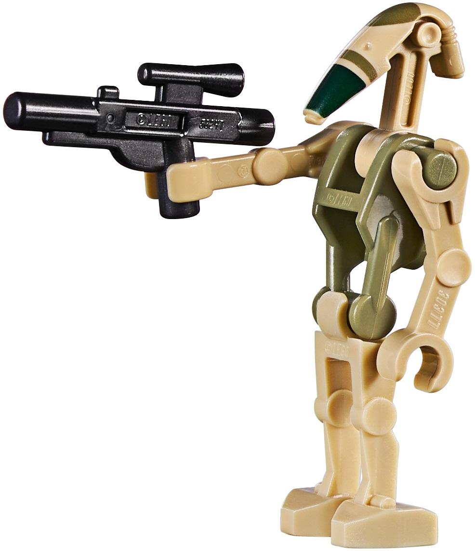 Боевой дроид-пилот AAT