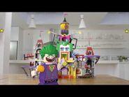 Awesome New Set Revealed by LEGO Batman - LEGO Batman Movie - Mini Movie