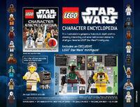 LEGO Star Wars Character Encyclopedia aankondiging