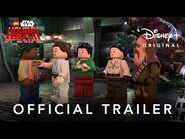 LEGO Star Wars Holiday Special - Official Trailer - Disney+