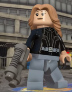Lego Agent 13 profile