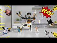 Breakfast with LEGO Batman - LEGO Batman Movie - Mini Movie
