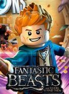 Fantastic Beasts (zelf ontworpen themakaart)