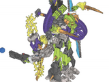 Stormer and Speeda Demon Combiner Model
