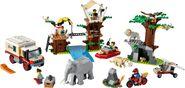 60307 Лагерь спасения дикой природы
