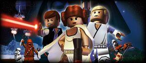 LEGO Star Wars II-The Original Trilogy banner