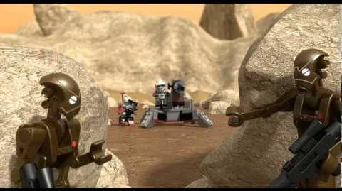 Elite Clone Trooper & Commando Droid Battle Pack - LEGO STAR WARS - 9488