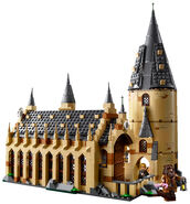 LEGO-Harry-Potter-75954-Hogwarts-Great-Hall-Front-View