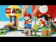 LEGO Super Mario - Toad's Treasure Hunt Expansion Set - 71368