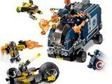 76143 Нападение на грузовик