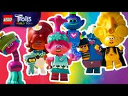"""LEGO Trolls World Tour - """"Just Sing"""" Official Music Video"""