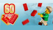 Lego 60 jaar