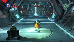 LEGO Star Wars III The Clone Wars - wallpaper