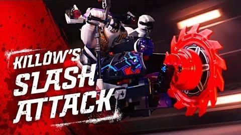 Ride Ninja - 70642 Killow vs