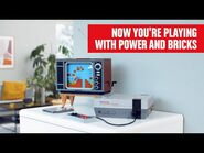 LEGO Nintendo Entertainment System- Now you're playing with power..