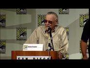 LEGO Marvel Super Heroes- San Diego Comic-Con Panel