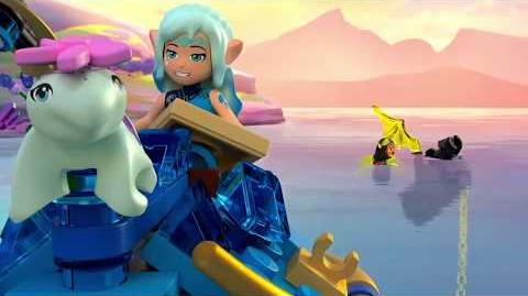 LEGO® Elves - Засада Наиды и водяной черепахи