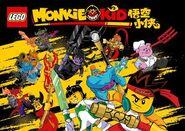 Monkie Kid Wave 2 Characters