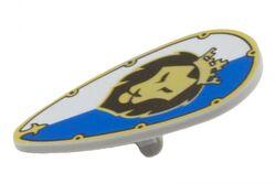 Schild (Ovaal) Leeuw wit blauw schuin.jpg