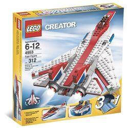4953 Snelle Vleugels