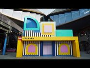 How We Build A Giant House From LEGO DOTS With Camille Walala