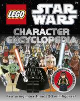 LEGO Star Wars Character Encyclopedia detail