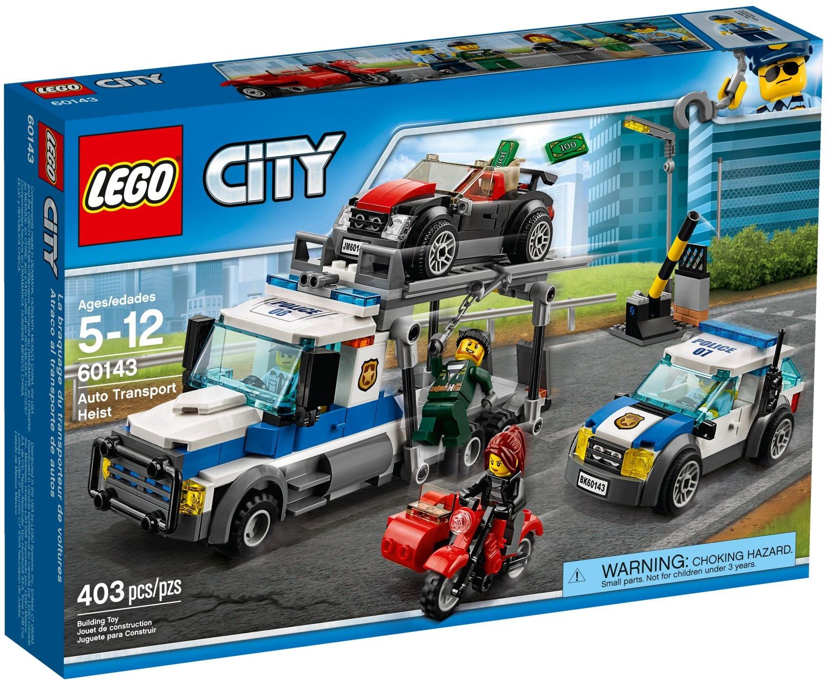 60143 Ограбление грузовика